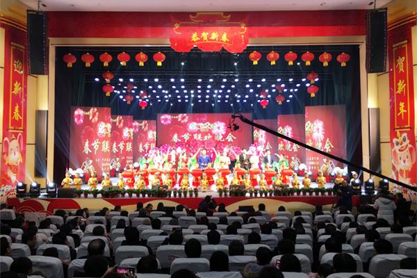 2020年南乐春节联欢晚会精彩上演