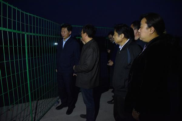 县委副书记、县长曹拥军调研大运河文化保护...
